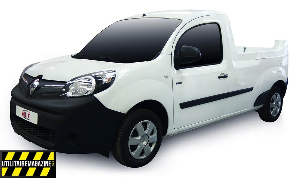 Kangoo pick up Maxi 2019 par Kollé