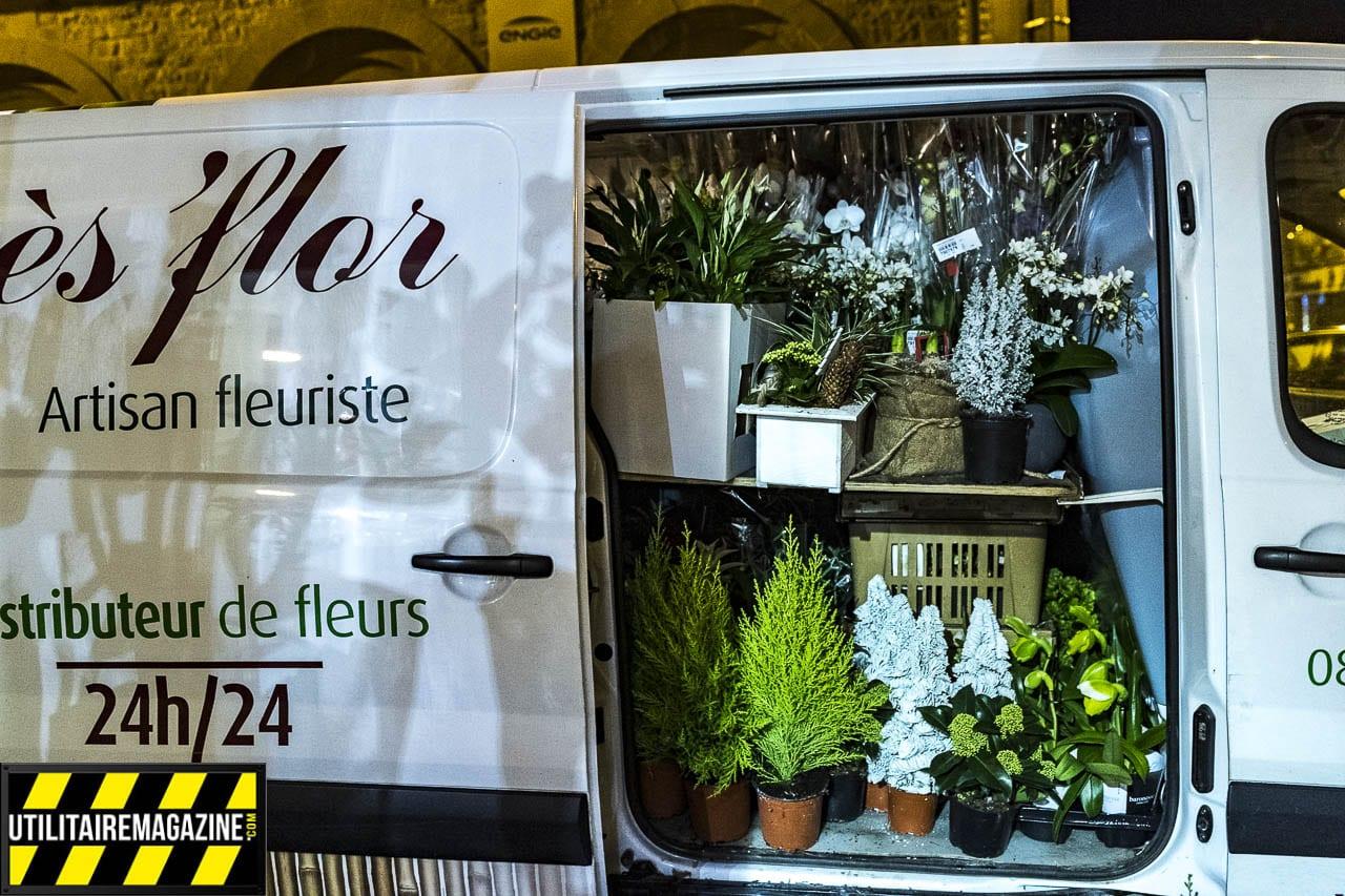 Un Toyota ProAce pour Agnès'Flor