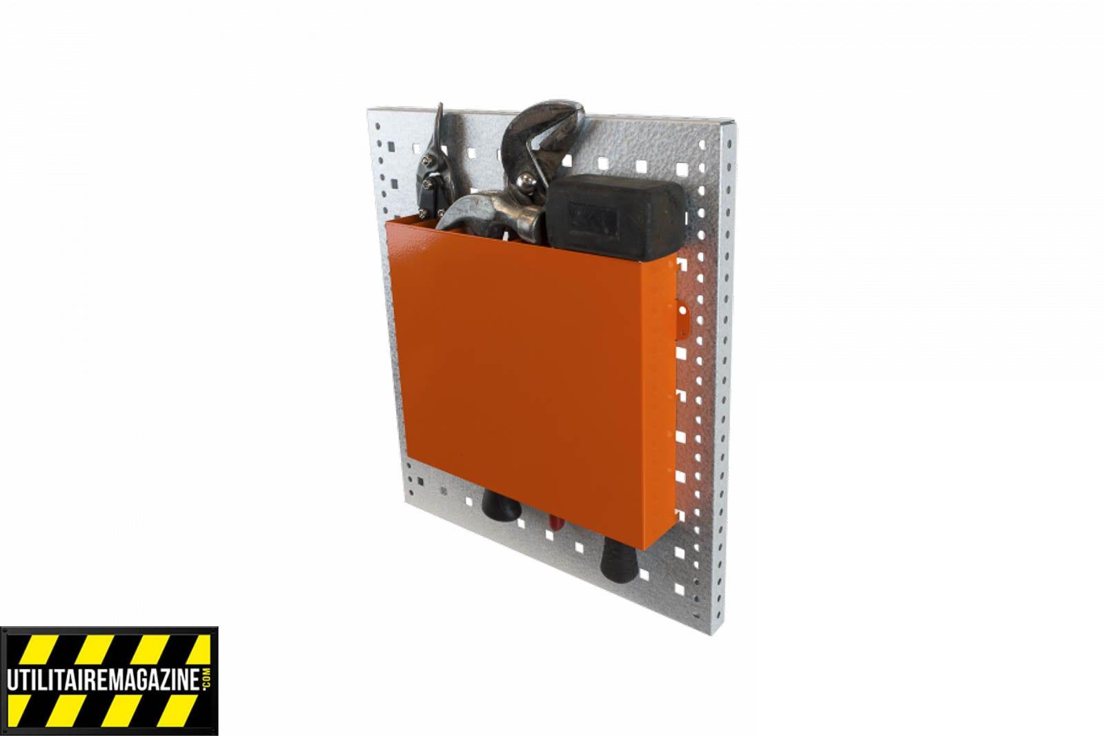 Aménagement utilitaire Work System : une des smartbox parmi plusieurs modèles disponibles