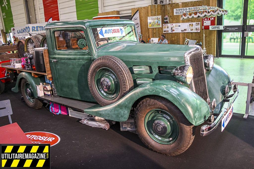 Berliet 944 plateau de 1935