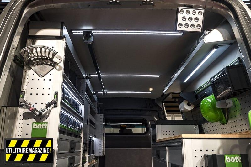 Atelier mobile Bott Vario3