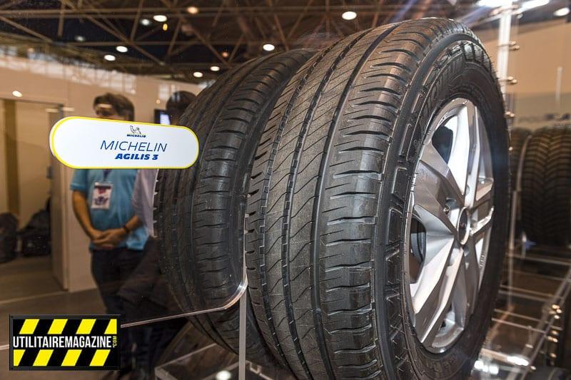 Michelin Agilis 3 : pneu été pour utilitaire léger