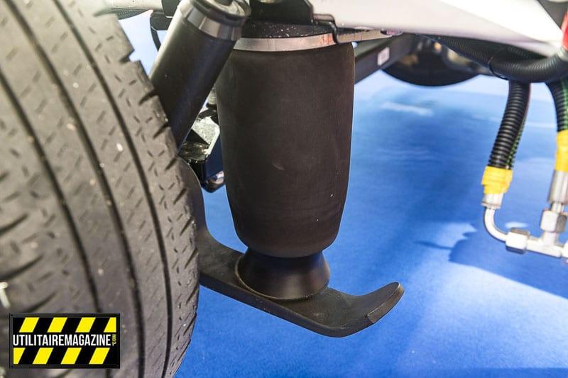 Suspension pneumatique VB Full Air 4C