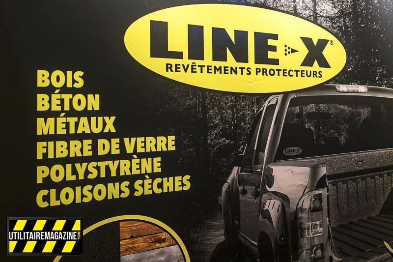 Line X revêtement de protection