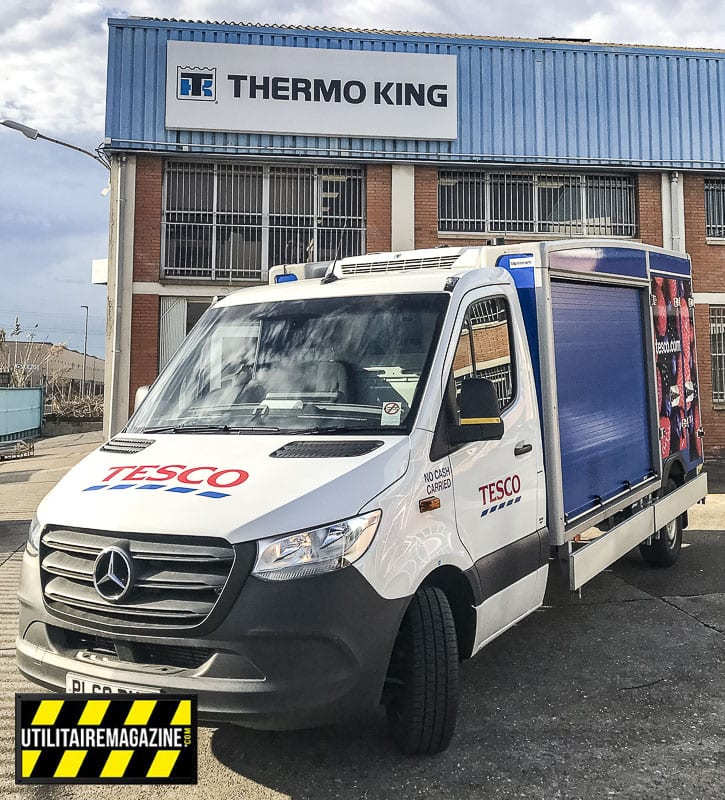 ThermoKing E-200 sur Mercedes Benz Sprinter