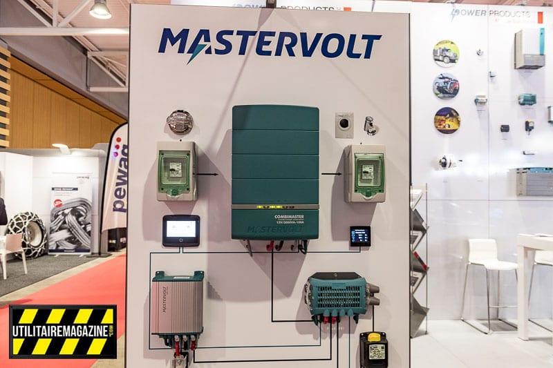 Mastervolt, solutions électriques autonomes