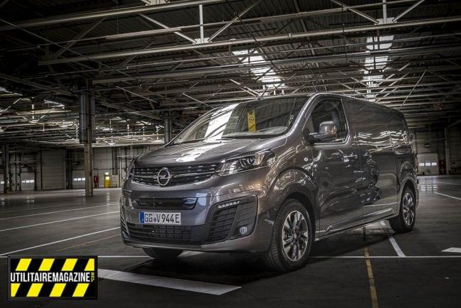 Nouvel Opel Vivaro-e électrique, prêt à partir pour un essai