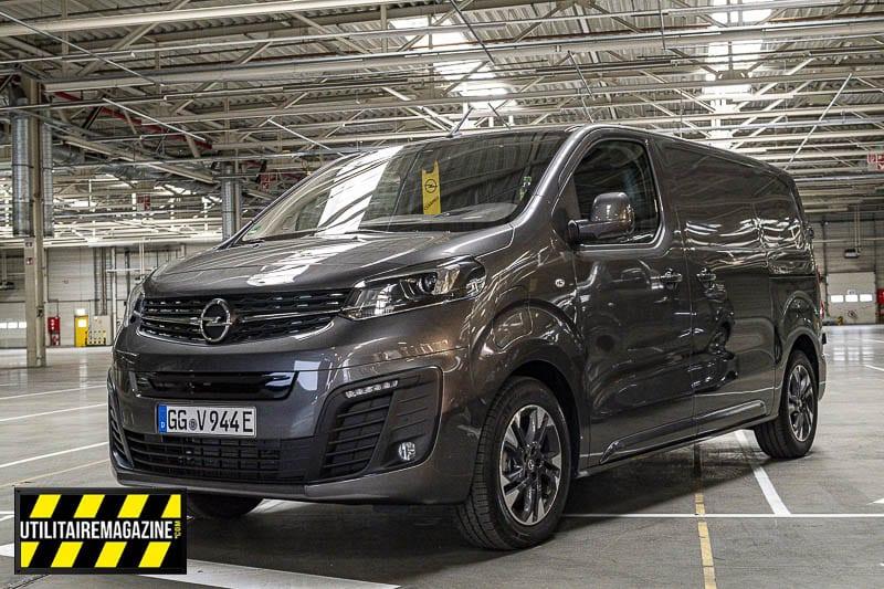 Essai Vivaro-e 2020, Opel en  100% électrique